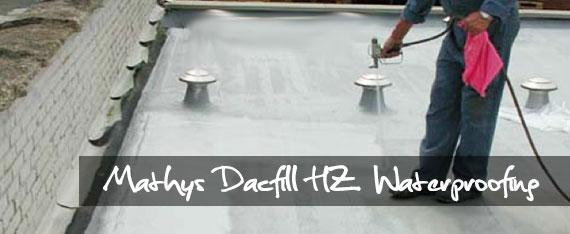 Rust Oleum Mathys Dacfill Hz Cheshire Waterproofing